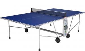 Cornilleau Sport one is de beste tafeltennistafel voor buiten en families